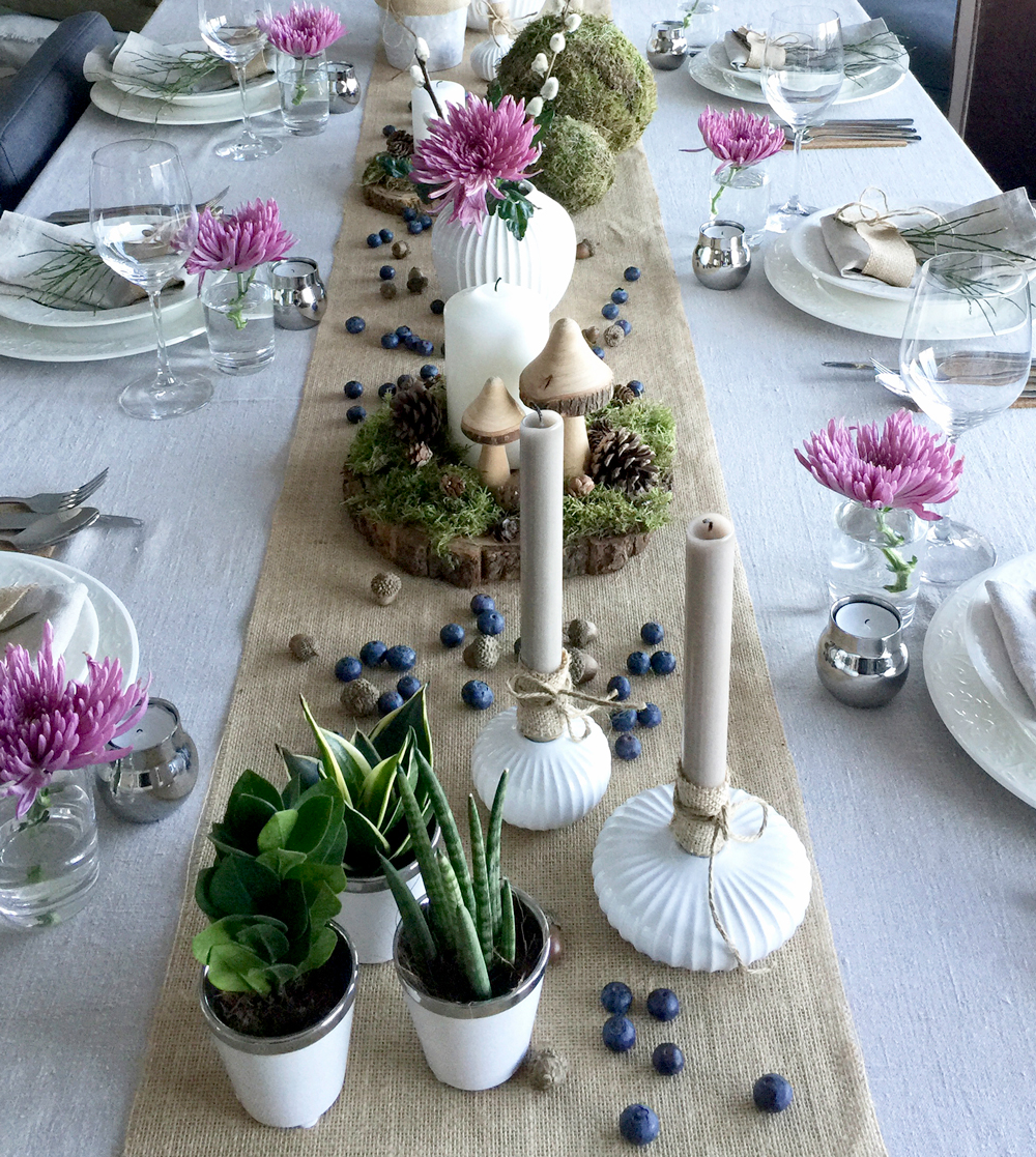 Konfirmasjon-natur- borddekking tablesetting1