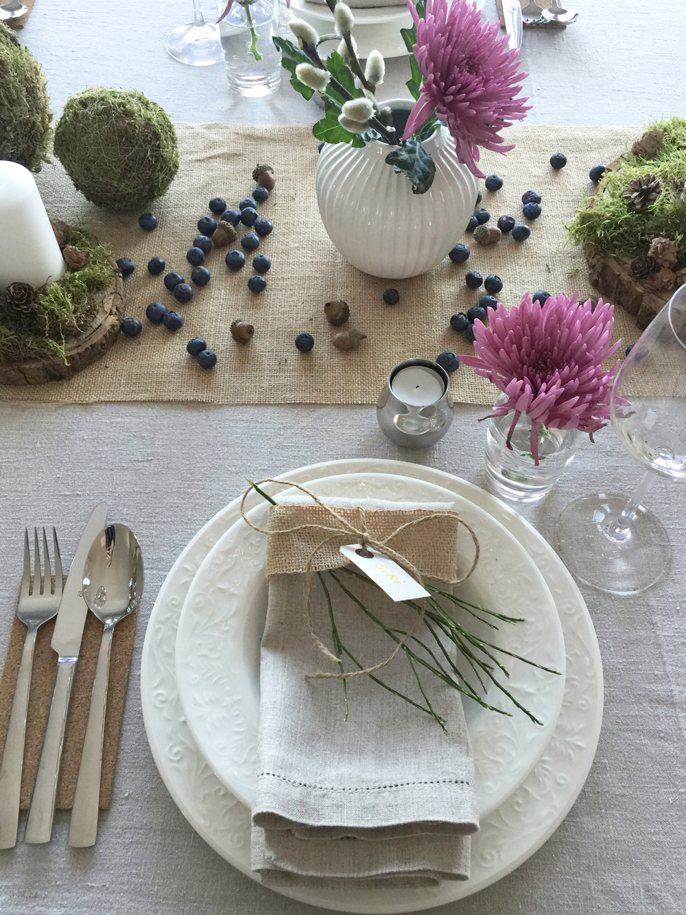 Konfirmasjon-natur- borddekking tablesetting9